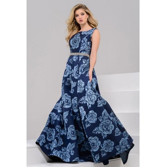 aaa6d7b365f Jovani 49217 Evening Prom Dress